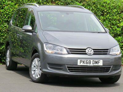 Volkswagen Sharan MPV 2.0 TDI BMT SE Nav (s/s) 5dr