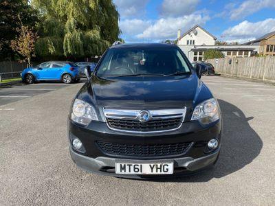 Vauxhall Antara SUV 2.2 CDTi Exclusiv 2WD 5dr