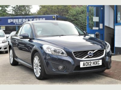 Volvo C30 Coupe 2.0 D3 SE Lux Geartronic 3dr