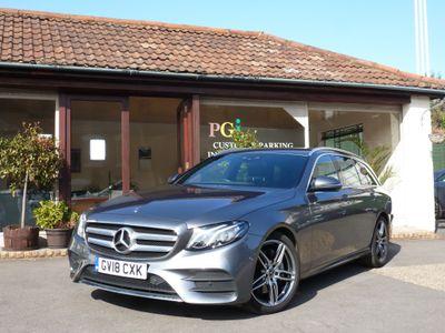 Mercedes-Benz E Class Estate 2.0 E220d AMG Line G-Tronic+ (s/s) 5dr