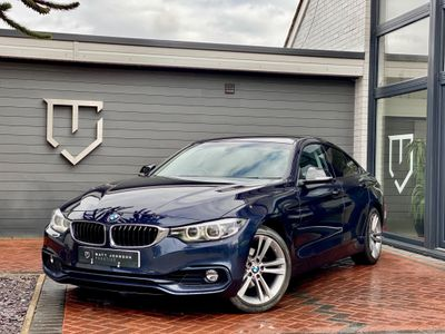 BMW 4 Series Gran Coupe Hatchback 2.0 420i GPF Sport Gran Coupe (s/s) 5dr