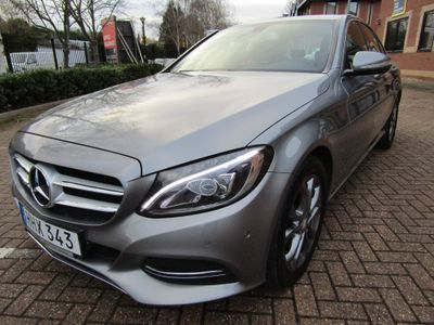 Mercedes-Benz C Class Unlisted 2.1 C 220 BLUETEC AUTO 4 DR