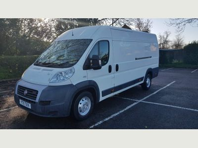 Fiat Ducato Panel Van 3.0 JTD MultiJet Power 35 MAXI Ex High Roof Van (LWB XLB)