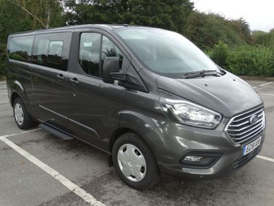 FORD TOURNEO CUSTOM Other 2.0 320 L2 Shuttle Bus 5dr (9 Seats)
