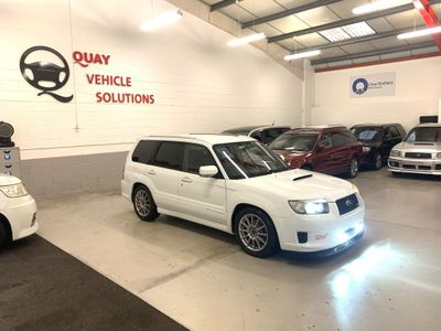 Subaru Forester SUV JDM SG5 CROSS SPORT S EDITION 2.0L TURBO