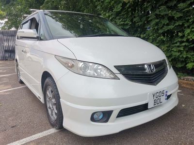 Honda Elysion MPV 3.0 PETROL AUTOMATIC 8 SEATER AERO KIT