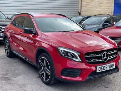 Mercedes-Benz GLA Class SUV 1.6 GLA180 AMG Line Edition 7G-DCT (s/s) 5dr