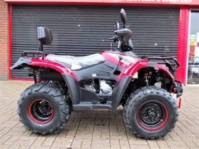 Quadzilla 300 Quad/ATV 300 E