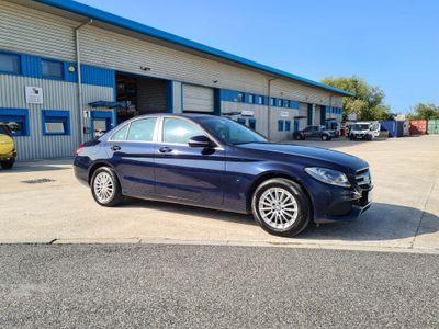 Mercedes-Benz C Class Saloon 2.1 C220 CDI BlueTEC SE (s/s) 4dr