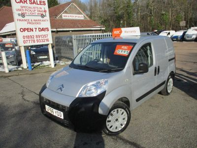 Citroen Nemo Panel Van 1.3 HDi 16v Enterprise Panel Van 3dr (EU 6)