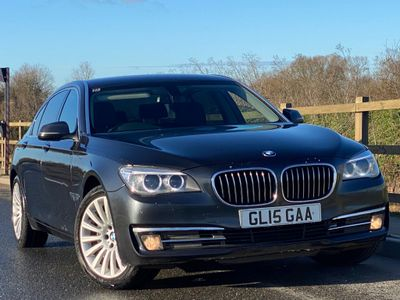 BMW 7 Series Saloon 3.0 730Ld SE (s/s) 4dr