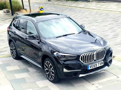 BMW X1 SUV 2.0 20i xLine DCT sDrive (s/s) 5dr
