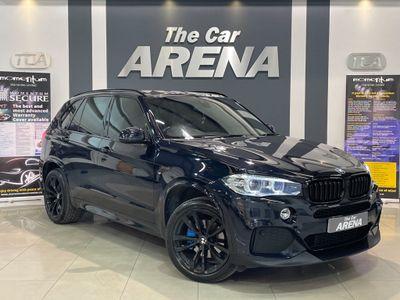 BMW X5 SUV 2.0 25d M Sport Auto sDrive (s/s) 5dr