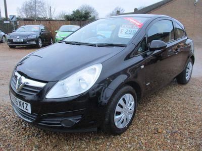 Vauxhall Corsa Hatchback 1.3 CDTi ecoFLEX 16v Club 3dr