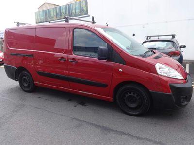 Peugeot Expert Panel Van 2.0 HDi L2 H1 LWB 4dr