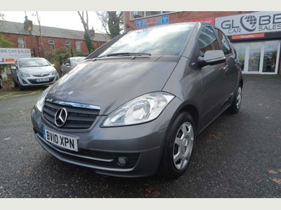 Mercedes-Benz A Class Hatchback 2.0 A160 CDI BlueEFFICIENCY Classic SE 5dr