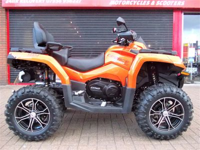 QUADZILLA X8 Quad/ATV 800