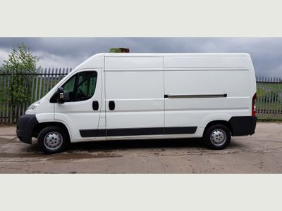 CITROEN RELAY Panel Van 2.2 HDi 35 L3 Refrigerated High Roof Van 4dr