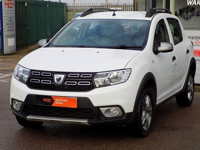 Dacia Sandero Stepway Hatchback 0.9 TCe Ambiance Stepway (s/s) 5dr