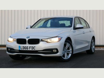 BMW 3 Series Saloon 2.0 320d BluePerformance Sport xDrive (s/s) 4dr