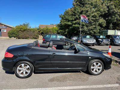 Peugeot 307 CC Convertible 1.6 16v Allure 2dr