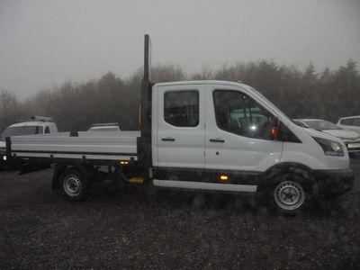 Ford Transit Dropside CREW CAB DROPSIDE 350 RWD ER 6 3500KG