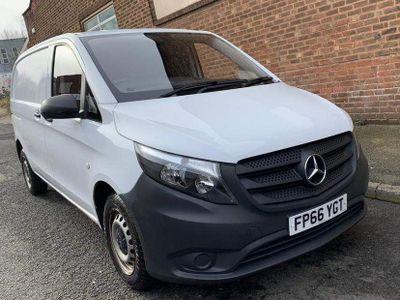 Mercedes-Benz Vito Panel Van 1.6 111 CDi FWD L1 EU5 5dr