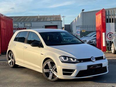 Volkswagen Golf Hatchback 2.0 TSI BlueMotion Tech R DSG 4Motion 5dr
