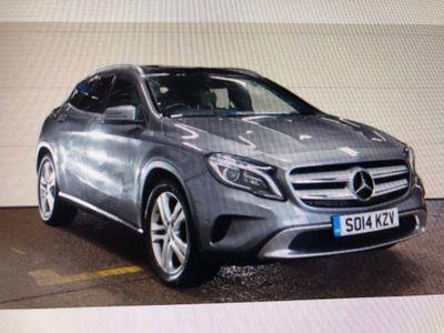 Mercedes-Benz GLA Class SUV 2.0 GLA250 SE (Premium Plus) 7G-DCT 4MATIC 5dr