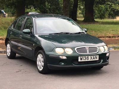 Rover 25 Hatchback 1.4 16v iL 5dr
