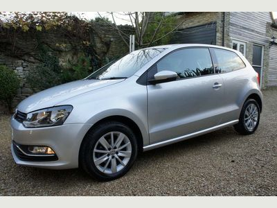 Volkswagen Polo Hatchback 1.2 TSI BlueMotion Tech SE DSG (s/s) 3dr