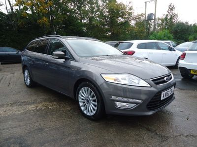 Ford Mondeo Estate 2.0 TDCi Zetec Business 5dr