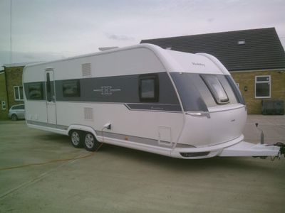 Hobby Prestige Tourer 2016 5 BERTH FIXED BED