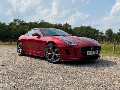 Jaguar F-Type Coupe 5.0 V8 R Auto 2dr