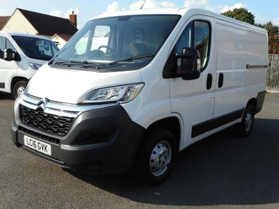 Citroen Relay Panel Van 2.2 HDi 30 Enterprise L1 H1 EU5 5dr
