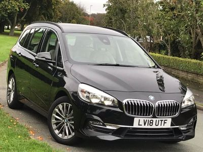 BMW 2 Series Gran Tourer MPV 2.0 220d Luxury Gran Tourer Auto xDrive (s/s) 5dr