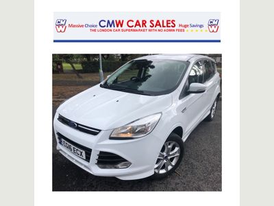 FORD KUGA SUV 1.5 EcoBoost Titanium Sport AWD 5dr