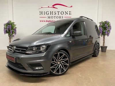 Volkswagen Caddy Panel Van VW CADDY SPORTLINE EDITION R,DSG