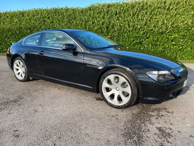 BMW 6 Series Coupe 4.4 645Ci V8 2dr