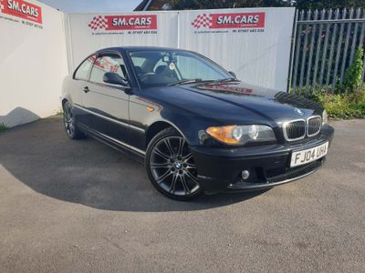 BMW 3 Series Coupe 2.0 318Ci SE 2dr