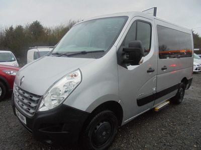 Renault Master Window Van