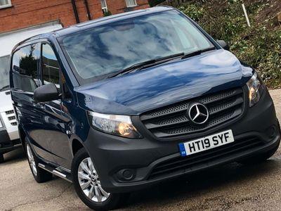 Mercedes-Benz Vito Combi Van 1.6 111 CDi Crew Van FWD L1 EU5 5dr