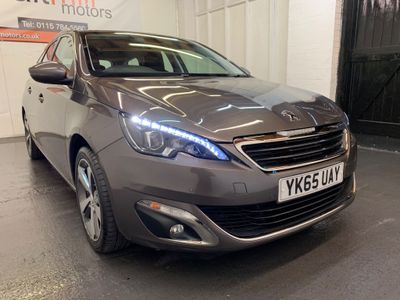 Peugeot 308 SW Estate 1.2 Allure EAT6 (s/s) 5dr