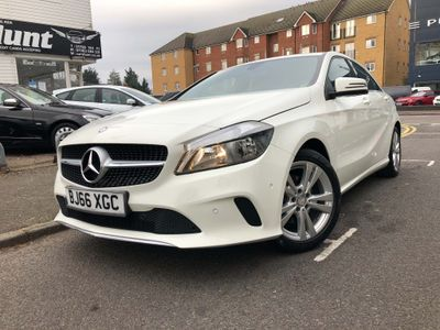 Mercedes-Benz A Class Hatchback 1.6 A160 Sport (Executive) 7G-DCT (s/s) 5dr