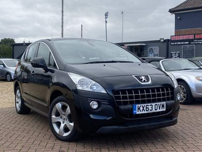 Peugeot 3008 SUV 1.6 HDi Active 5dr