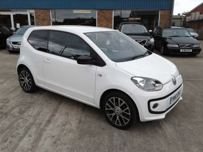 Volkswagen up! Hatchback 1.0 Groove up! 3dr