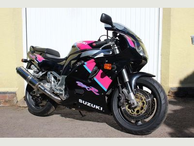 Suzuki GSXR750 Super Sports WN