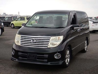 Nissan Elgrand MPV HWS Urban Selection J Package 2.5