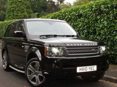 Land Rover Range Rover Sport SUV 5.0 V8 Supercharged HSE 5dr