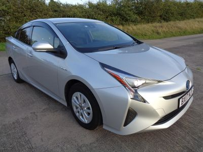 TOYOTA PRIUS Hatchback 1.8 VVT-h Business Edition CVT (s/s) 5dr